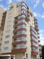 Утепление фасада пенопластом, ул. Петровского 36 г.Харьков