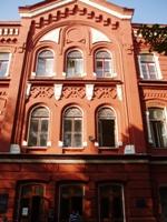 Реставрация фасада, ГАК НТУ ХПИ г.Харьков