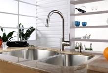 Кухонный смеситель Kraus KPF-1622
